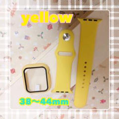 """Thumbnail of """"Apple Watch 42mm イエロー シリコンセット"""""""