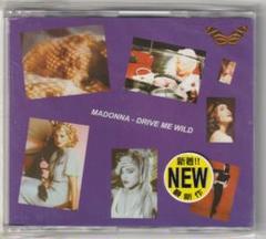 "Thumbnail of ""MADONNA - Drive Me Wild 限定CD"""