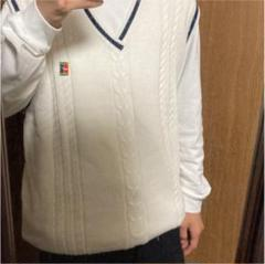 "Thumbnail of ""NIKE ニットベスト 90s   Sサイズ 銀タグ"""