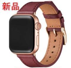 "Thumbnail of ""[新品]apple watch バンド 42mm 44mm WR/ローズゴールド"""
