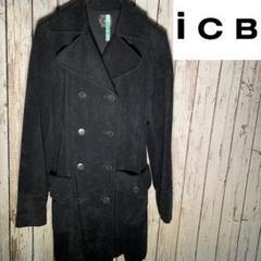 """Thumbnail of """"ICB チェスターコート コート ジャケット ブラック 冬"""""""