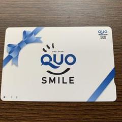 "Thumbnail of ""クオカード QUOカード 500円分"""