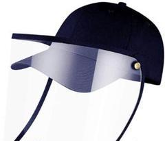 "Thumbnail of ""サンハット付きメンズ野球帽、コットンフィッシングハットキャップ(*ブルー)"""