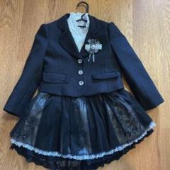 "Thumbnail of ""スーツ 3点セット 女の子 120cm"""