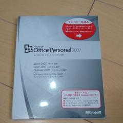 """Thumbnail of """"Microsoft Office Personal 2007"""""""