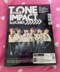 "Thumbnail of ""SixTONES トーンインパクト TrackONE-IMPACT 初回盤"""