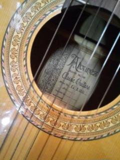 "Thumbnail of ""蔵出しAlvarezアルバレズクラシックギターG-100"""