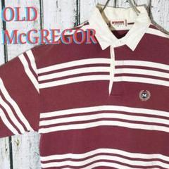 "Thumbnail of ""OLD McGREGOR マックレガー 長袖ラガーシャツ 胸刺繍入り Mサイズ"""