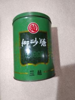"Thumbnail of ""アンチックブリキ缶三越砂糖缶"""