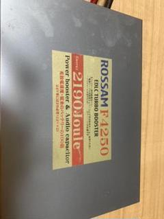 """Thumbnail of """"rossam f4250 EDLC TURBO BOOSTER"""""""