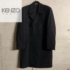 """Thumbnail of """"KENZO ケンゾー ウール ロング ピーコート アウター ジャケット ブランド"""""""
