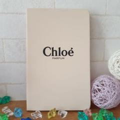 "Thumbnail of ""Chloe ノート メモ帳 雑誌付録"""