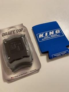"Thumbnail of ""DRAFT TOP ver2.0 最新版 &  KINGSHOCKS缶クージー"""