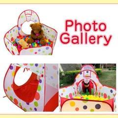 "Thumbnail of ""送料無料● ボールプール ボールハウス 子供 室内 子供用 子ども用 おもちゃ"""