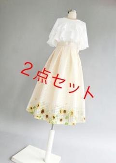 "Thumbnail of ""トップス &スカート"""