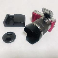 """Thumbnail of """"美品 NEX-C3 レンズ 18-55mm OSS SONY スマホ転送"""""""