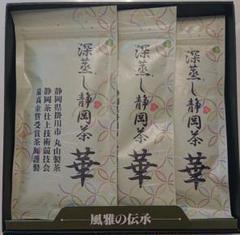 "Thumbnail of ""【値下げしました】お茶 深蒸し静岡茶 3袋"""
