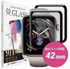 """Thumbnail of """"【2枚セット】Apple Watch アップルウォッチ 保護フィルム 42mm用"""""""