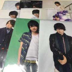 """Thumbnail of """"SexyZone クリアファイル セット"""""""