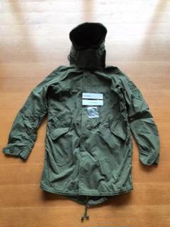 "Thumbnail of ""美品 uniform experiment DAMAGED MODS COAT"""