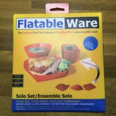 """Thumbnail of """"折りたたみ食器 Flat able Ware 3点セット"""""""