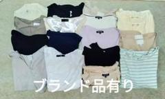 "Thumbnail of ""レディースLsizeトップス16点まとめ売り"""