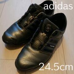 "Thumbnail of ""adidas 24.5cm グレー 灰色 ゴルフシューズ"""