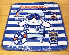 """Thumbnail of """"シナモロール Cinnamoroll スクエアマットボーダー"""""""