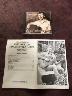 """Thumbnail of """"DuckBaker/Art Of Fingerstyle Jazz Guitar"""""""