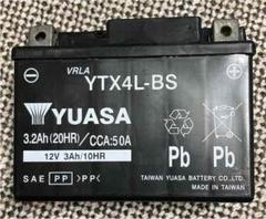 "Thumbnail of ""バイク用バッテリー(YTX4L-BS)"""
