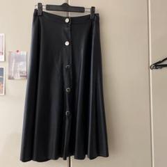 "Thumbnail of ""ZARA レザースカート"""