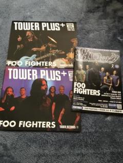 "Thumbnail of ""FOO FIGHTERSのタワレコフリーペーパー"""