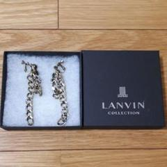 """Thumbnail of """"LANVIN COLLECTION ランバン コレクション イヤリング チェーン"""""""