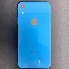 "Thumbnail of ""iPhone XR Blue  128 GB  softbank"""