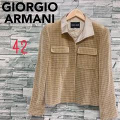 "Thumbnail of ""【GIORGIO ARMANI】アルマーニ イタリア製 ジャケット42 派手柄"""