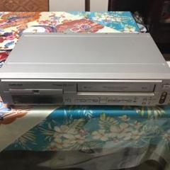 """Thumbnail of """"三菱 DVDプレーヤー一体型ビデオ MC-211 ジャンク品"""""""