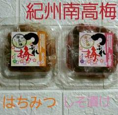 """Thumbnail of """"和歌山県産 紀州南高梅 つぶれ梅 (はちみつ・しそ) 400g"""""""