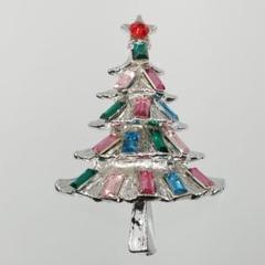 """Thumbnail of """"XM-069 ブローチ ツリー クリスマス"""""""