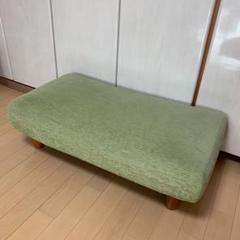 """Thumbnail of """"オットマンのみ ニトリ NリバティーF TBL グリーン 緑 ソファ"""""""