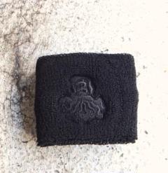"Thumbnail of ""DF.SQEZ × BLACKBOOTS 11周年記念 リストバンド 新品 黒"""