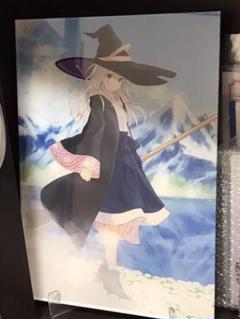 """Thumbnail of """"魔女の旅々 B4キャラファインアクリルボード"""""""