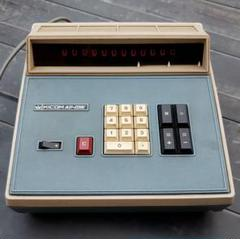 "Thumbnail of ""キング工業 電子式卓上計算機 KICOM KD-120C"""