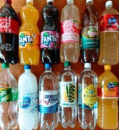 "Thumbnail of ""飲料、炭酸飲料、ジュース、強炭酸など12本"""