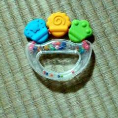 "Thumbnail of ""赤ちゃん 歯固め おもちゃ"""