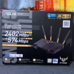 "Thumbnail of ""ASUSゲーミングルーター TUF-AX3000  保証書付き"""