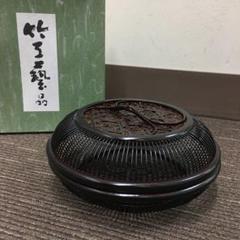 """Thumbnail of """"竹工芸品 菓子入れ"""""""