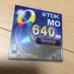 "Thumbnail of ""TDK MOディスク 640MB"""