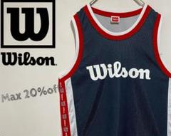 """Thumbnail of """"【レア】Wilson U.S.A ウィルソン ゲームシャツ バスケシャツ"""""""