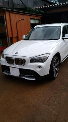"Thumbnail of ""BMW X1 1.8"""