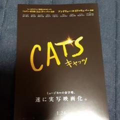 """Thumbnail of """"CATS(映画チラシ4枚セ)"""""""